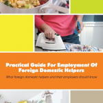 practical guide for employment of domestic helpers hong kong fair agency